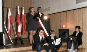 10 XI 2014 r. Akademia z okazji Święta Odzyskania Niepodległości 11 XI 2014 r.