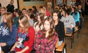 Dzień nauczyciela w ZSCh, 15 X 2014 r.