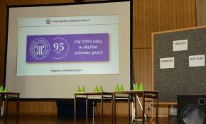 Konkurs wiedzy BHP i Edukacji dla Bezpieczeństwa. 30 V 2014 r.