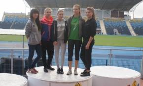 Mistrzostwa Bydgoszczy w sztafetach 4x100 m