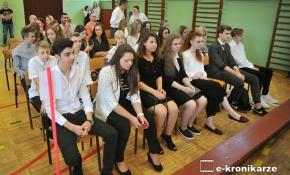 Rozpoczęcie roku szkolnego 3 IX 2018 r.