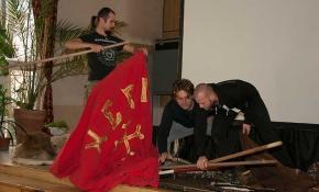 Żywa lekcja historii z Bractwem Rycerskim