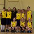 III miejsce koszykarek w Mistrzostwach Bydgoszczy