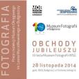 Dziesięciolecie Muzeum Fotografii przy WSG w Bydgoszczy.