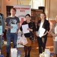 XXV Ogólnopolska Olimpiada Promocji Zdrowego  Stylu Życia PCK – etap rejonowy w Bydgoszczy