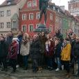 Turyści na targach TOUR SALON w Poznaniu