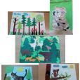 Wyniki konkursu plastycznego pt. Jakie zwierzęta żyją w lesie?