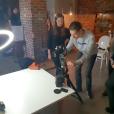 """Pierwsze spotkanie w trzeciej już edycji zajęć """"Wykorzystanie fotografii i filmu w projektach multimedialnych"""" EduAkcja.."""