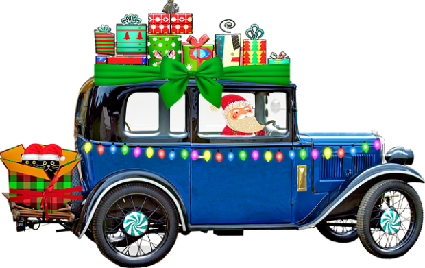 christmas-car-3791051_640